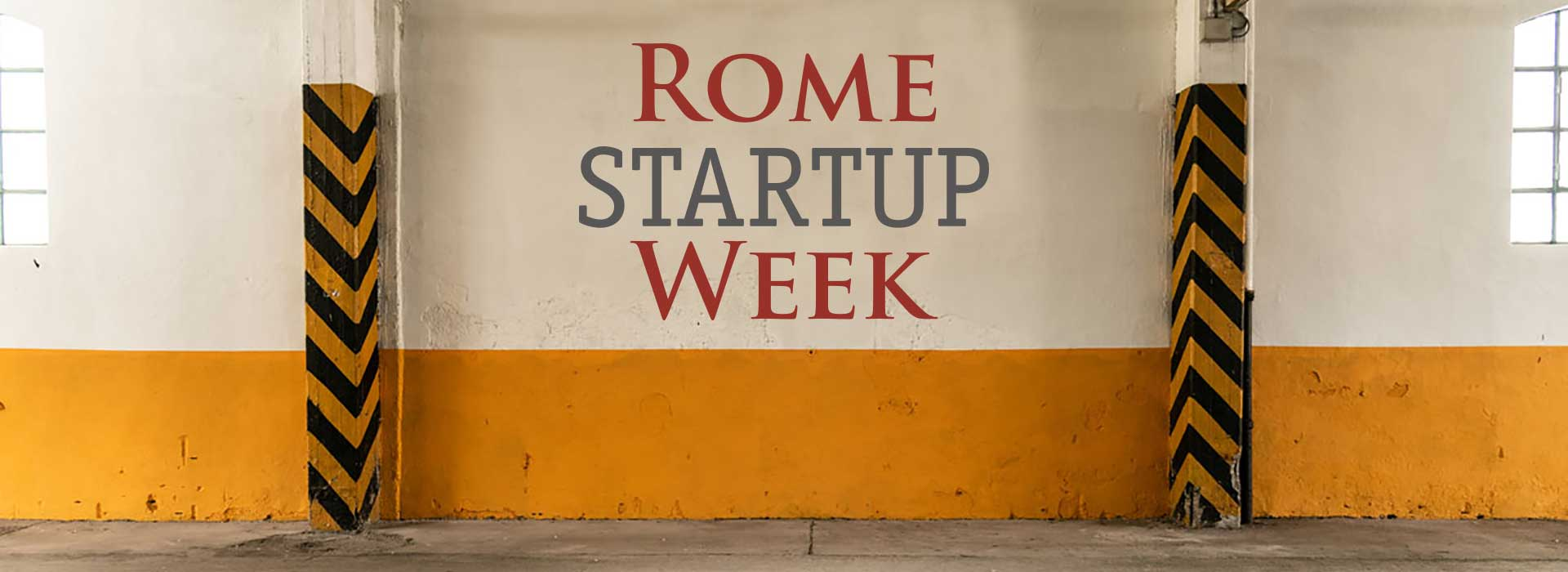 Rome Startup Week 2019, #rsw19
